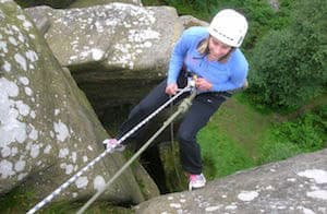 Abseiling Review Yorkshire