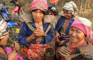 Laos-People