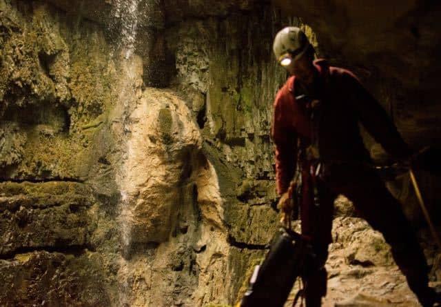 Alum-Pot-Cave