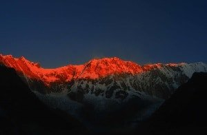 Annapurna-Base-Camp-Sunrise