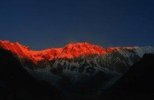 Annapurna-Base-Camp-Sunrise
