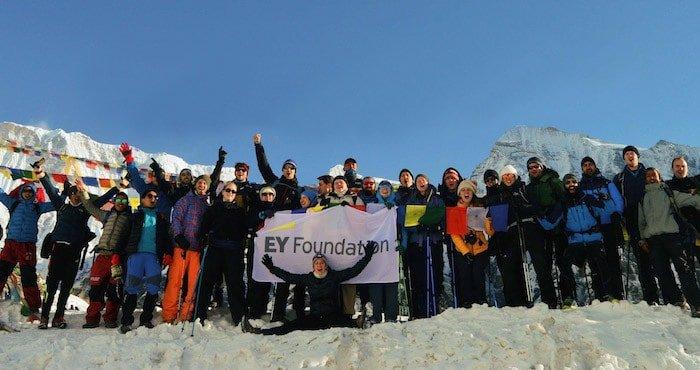 Nepal Charity Walk