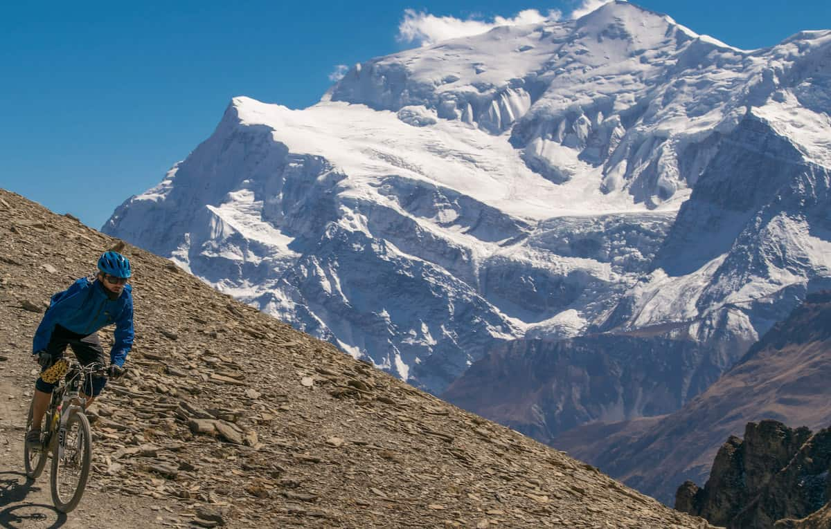 Mountain Bike Tours In Nepal Downhill And Cross Country