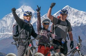Mountain-Bikers-Nepal
