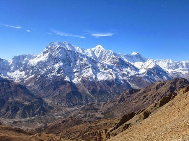 Annapurna Mountains