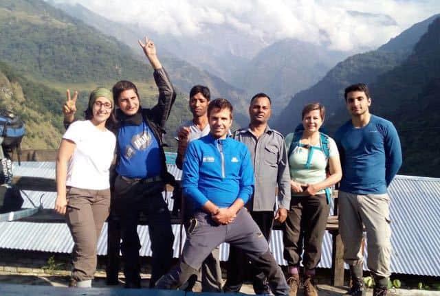 Annapurna-Sanctuary-Trek