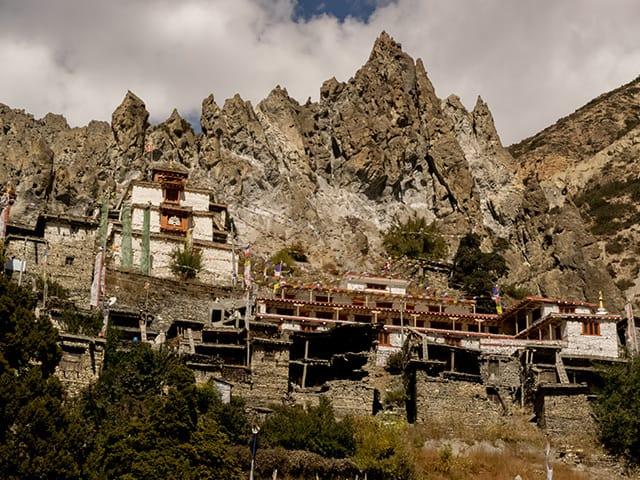 Barka-Monestary-Manang-Nepal