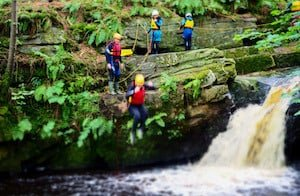 Yorkshire Dales Adventure Weekend