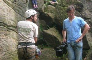 Climbing film