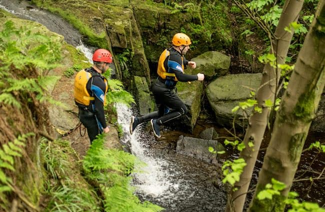 gorge-walking-canyoning-yorkshire