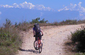 Biking the Himalaya