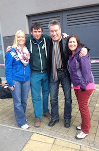 TV and Panto Star Billy Pearce