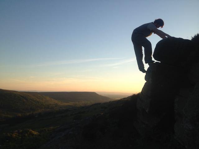 Bouldering-Lesson-Yorkshire-Moors-Scugdale