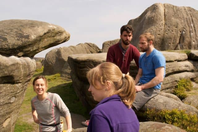 Burbage-South-Gritstone