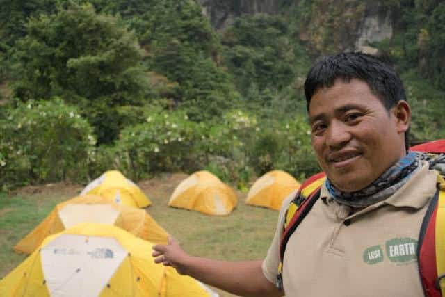 Camping-Makalu-Guide
