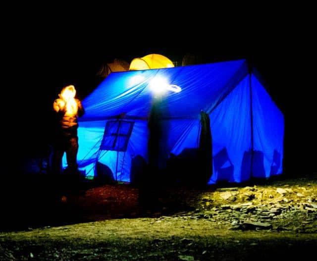 Camping-Trek-Nepal