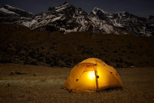 Camping-nar-phu