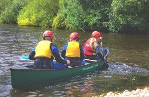 Cadets-Adventure Training