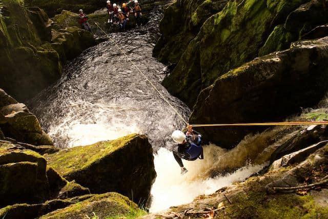 Canyon-Zipline-Activity-Day