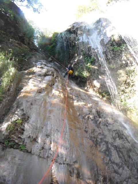 Canyoneering-Nepal