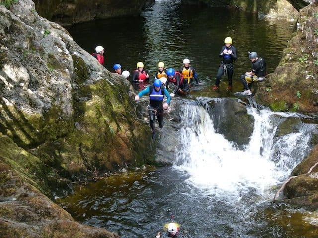 Canyoning-Activity-Day