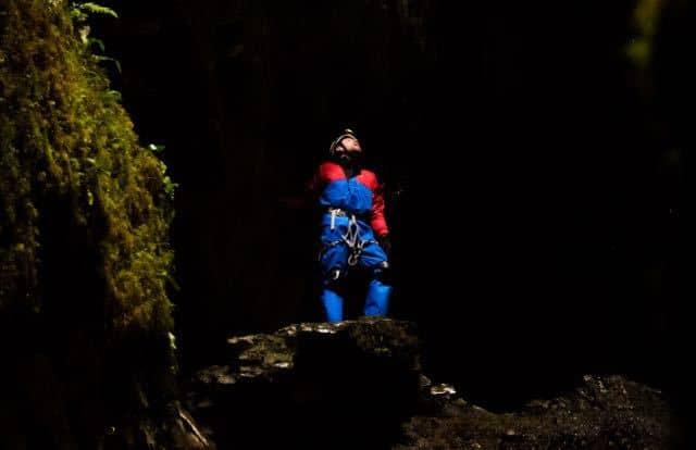 Caver-in-Cave