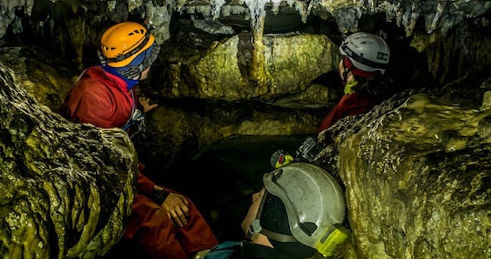 caving courses yorkshire dales