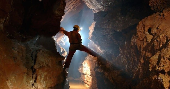 Caving Courses And Experience Days In The Uk