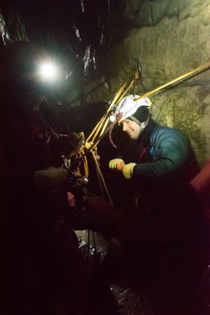 Caving-Rope-Work-Course