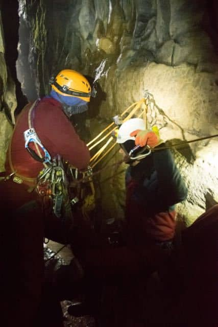 Caving-SRT-Course