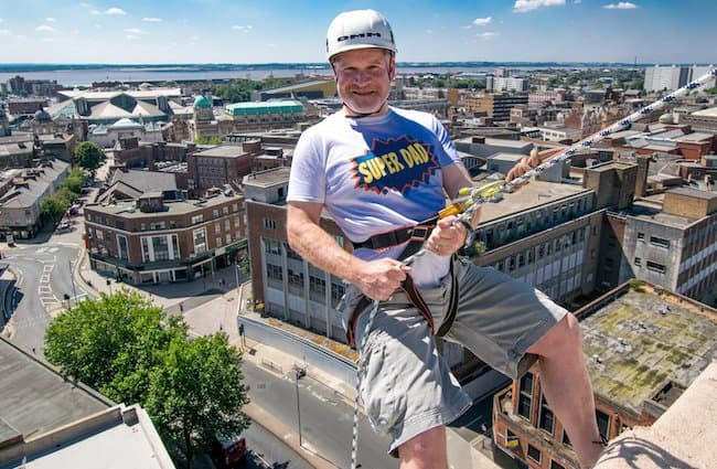 London-Sponsored-Charity-Abseil