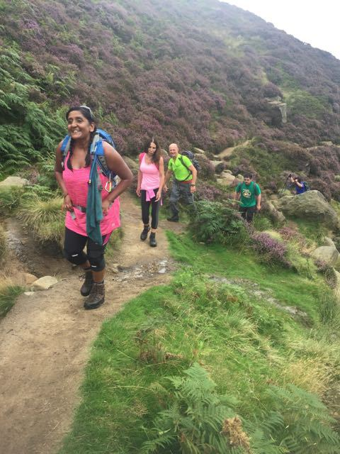charity-walk-edale-skyline