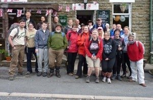 Group Walking Holiday Yorkshire Dales