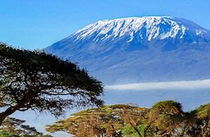 Summiting Kilimanjaro