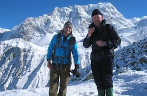 Tserko Ri Climb