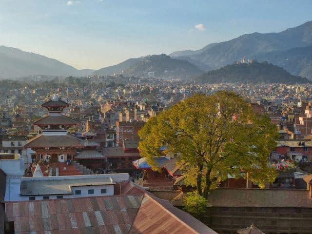 Colourful Kathmandu