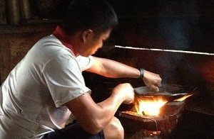Cooking-Homestay-Laos