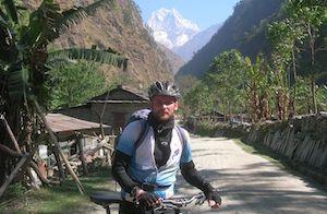 Biking-With-Mountains