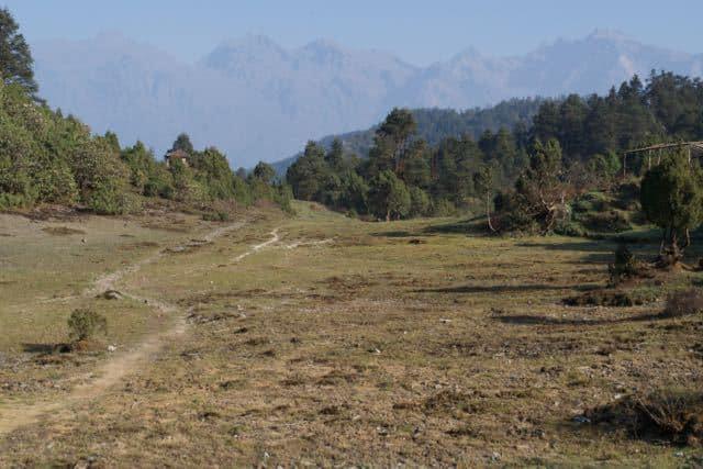 Hill Trekking Nepal