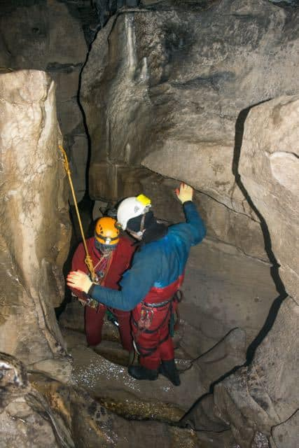 Derbyshire-Caving-Experience