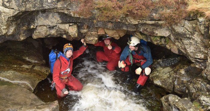 Yorkshire Dales Caving Locations Courses And Experiences