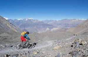 Himalayan Mountain Biking