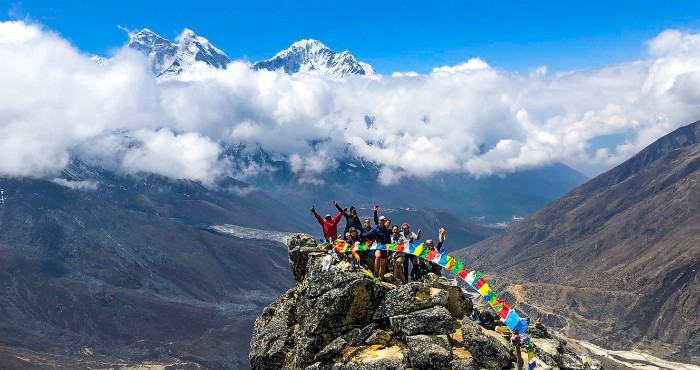 Charity challenge to climb Everest Base Camp