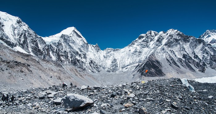 Scenic Everest views