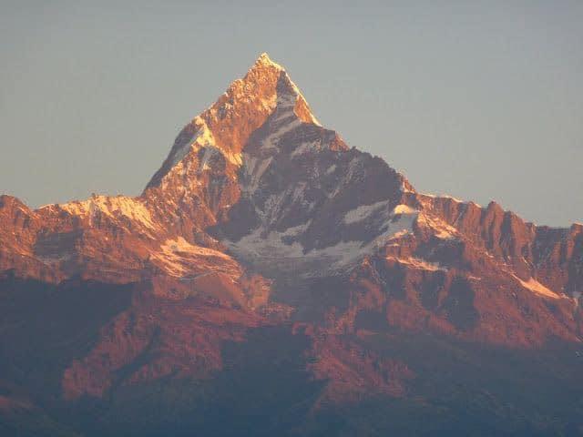fish-tail-mountain