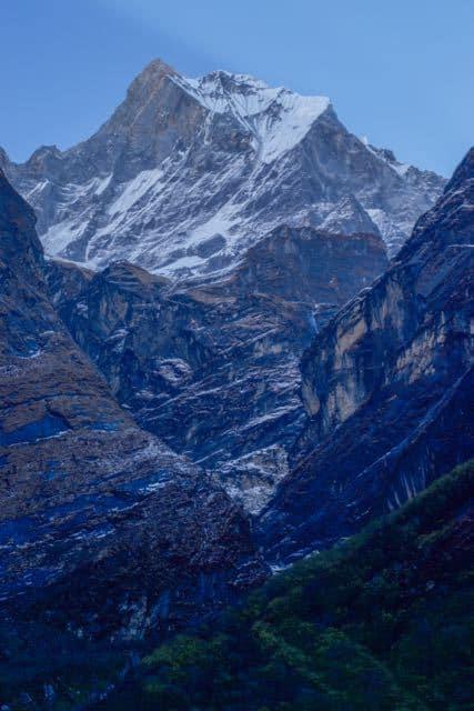 Fish-Tail-Mountain-Nepal