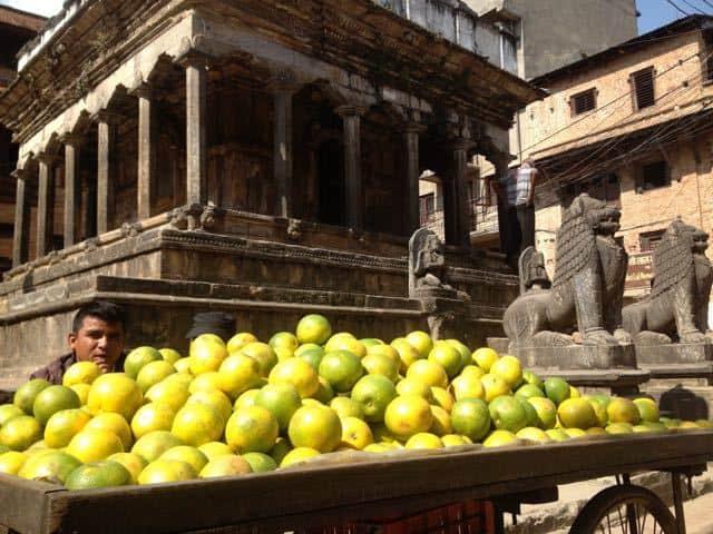 Fruit-Kathmandu