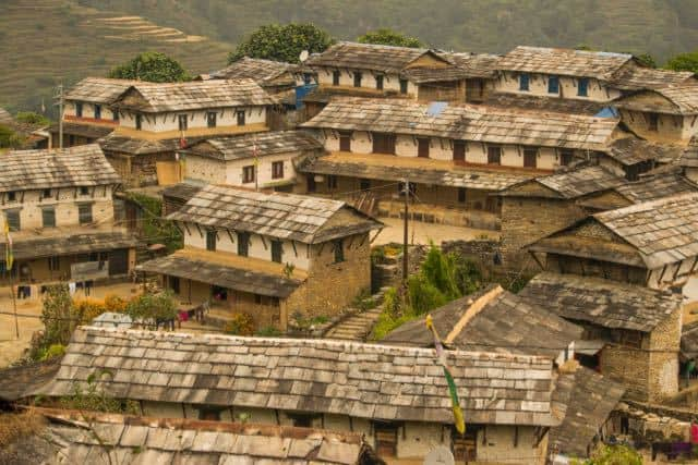 Gandruk-Gurung-Village