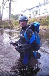 Gorge Walking Yorkshire