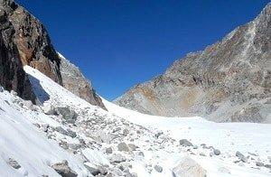 Glacier-Cho-La-Pass-Everest-Trek